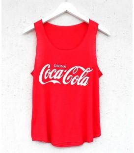 Canotta Coca Cola