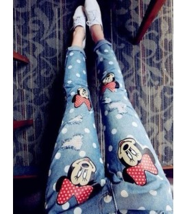 Jeans MINNIE POIS