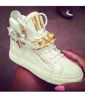 Sneakers Sim Zanotti Chain