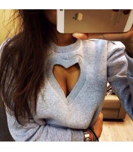 Pullover Cuore