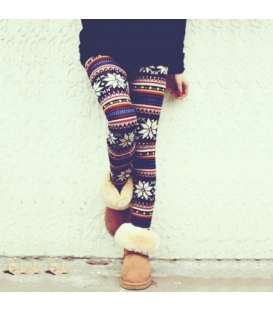 Leggings Snow