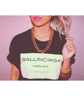 T-shirt Ballinciaga