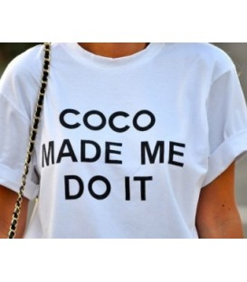T-shirt Coco Made