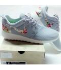 Nike Roshe Run Flowers