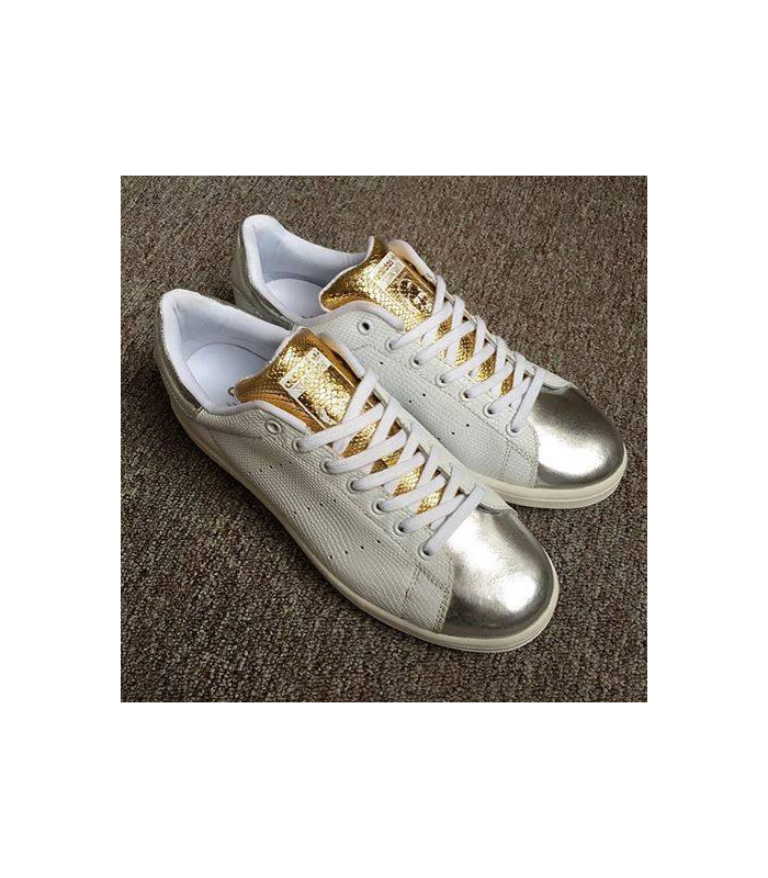 adidas stan smith gold silver differentpeopleshop. Black Bedroom Furniture Sets. Home Design Ideas