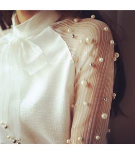 Camicia Perle