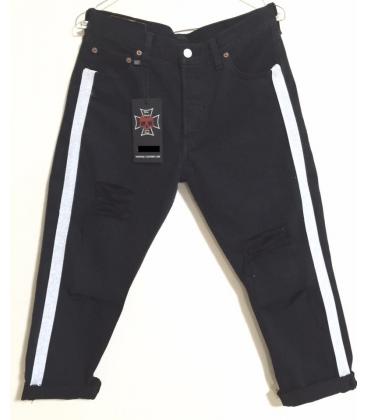 Jeans Levis Black/Silver