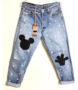 Jeans Vintage Levis PoisMickey