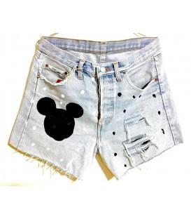 Short Levis Vintage MickeyPois