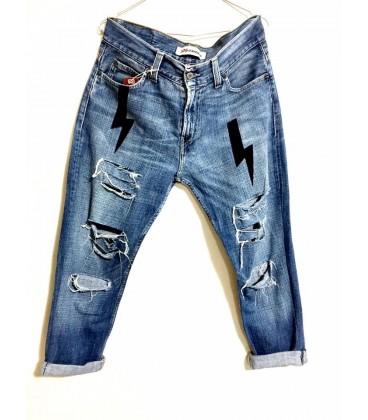 Jeans Levis Vintage Fulmine