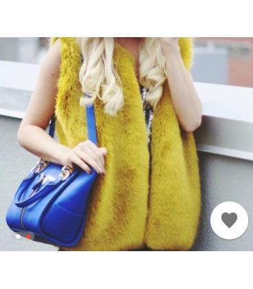 Gilet Yellow