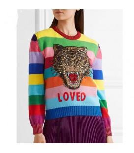 Maglione Tigre Love