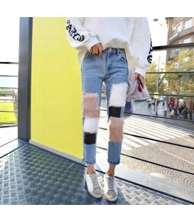Jeans Pelo