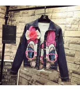 Giacca Jeans Paperina