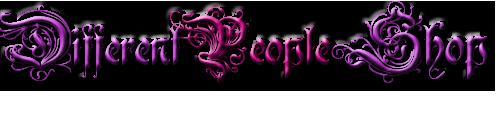 DifferentPeopleShop